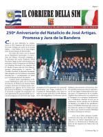 Luglio - Scuola Italiana di Montevideo