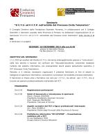 Programma 18.12.2014 - Collegio Geometri di Ferrara