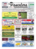 La Pancalera Edizione SETTEMBRE 2014 1