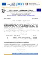 Disseminazione attività PON C-1-FSE-2014-192