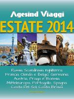 estate 2014 - Agesind Viaggi