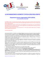 DTO 4-2014 Dichiarazione di idoneità statica edifici