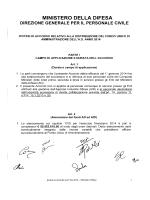 Allegato ipotesi di accordo FUA 2014