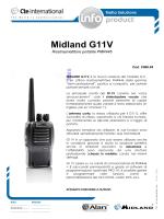 Midland G11V - Trading Pass