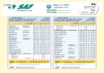 orario linea SAF Santo Stefano