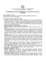 Microbiologia - IISS S. B. Boscardini