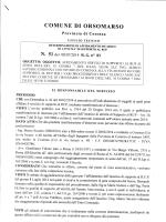 COMUI{E DI ORSOMARSO - Comune di Orsomarso