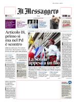 19 Settembre 2014 - Movimento 5 Stelle Fano