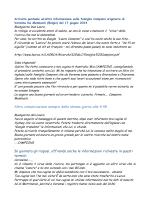 """Altre informazioni sulle famiglie """"Campioni di Varenna"""