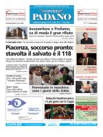 Piacenza, soccorso pronto: stavolta il salvato è il