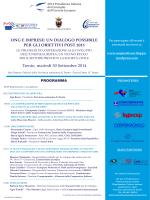 Trento, martedì 30 Settembre 2014