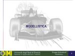 1 - Modellistica - Università degli Studi di Brescia