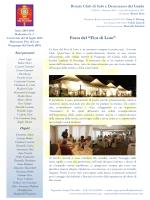 Festa del Fior di Loto - Rotary Club Brescia Moretto