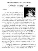 librettino del mese - Parrocchia Tegoleto home