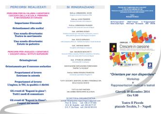 Brochure - Istituto Comprensivo 53 Gigante – Neghelli