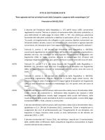 Rete regionale dei licei ed istituti tecnici della Campania a supporto