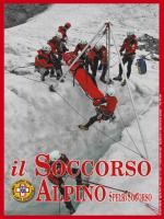 Scarica il pdf - Corpo Nazionale Soccorso Alpino e Speleologico