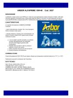 ARBOR ALFAPRIME 15W-40 Cod. 3637