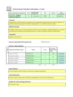 Analisi e progetto di algoritmi (ITA)