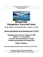 Argentina, Patagonia, Terra del Fuoco