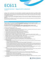 EC611 Impianti termici – Apparecchi e tubazioni