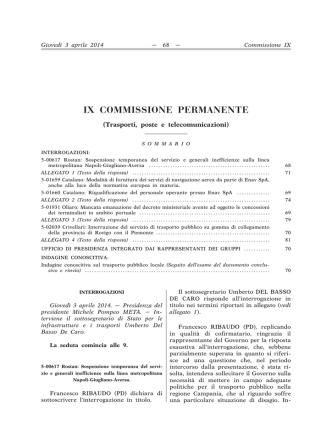 68 - Camera dei Deputati