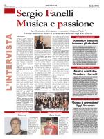 Domenico Balsamo incontra gli studenti Musica con il duo Tessitore