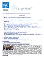 Newletter 27 Novembre 2014