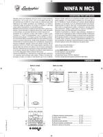 ninfa n 24-32 mcs - Certificazione Energetica