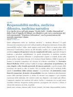 Articolo Cattolica News del 2 aprile 2014