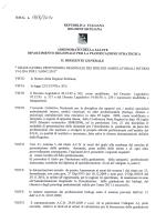 Visualizza Decreto 1818/14 e relativo elenco
