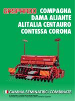 Leaflet COMPAGNA - Maschio Gaspardo