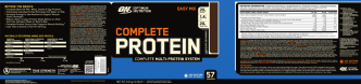 Complete Protein 4lb Choc