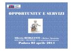 dott. Alberto Bergianti - EPAP opportunità e servizi