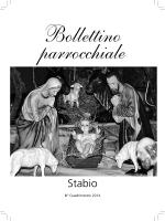 Consiglio parrocchiale - Parrocchia cattolica di Stabio