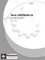 Mod: G22/BA8C-N