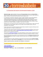 Intervento della Prof.ssa Pierangela Diadori