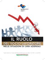 Il ruolo del socio lavoratore nelle situazioni di crisi aziendali.