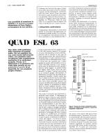 Quad - Diffusore ESL63