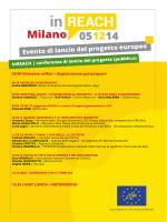 051214 Milano - Reach - Ministero dello Sviluppo Economico