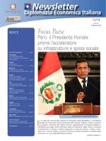 Focus Paese - Ministero degli Affari Esteri
