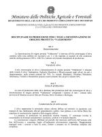 Valdemone DOP (304.45 KB) - Ministero delle Politiche Agricole e