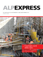 Alpexpress - Ticino 1/14 - AlpTransit Gotthard AG