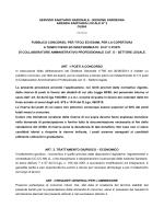 Bando - Asl Olbia