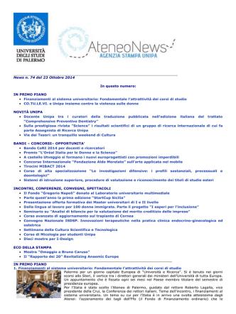 390. Ateneo News n.74 del 23_10_2014