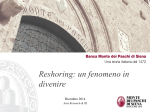 Reshoring - Banca Monte dei Paschi di Siena