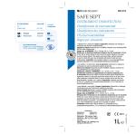 SAFE SEPT - Henry Schein Brand