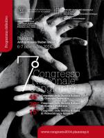 Download - 7° Congresso Nazionale Congiunto 6
