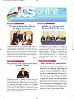 AICS ON LINE N° 338 del 23/01/2014