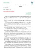 Federazione Nazionale IPASVI Elezioni CD e CRC